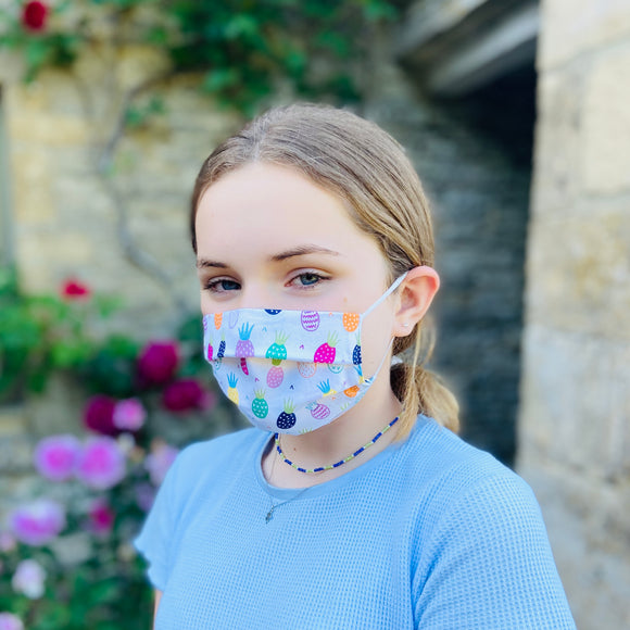 Face masks for Tweens and Teens
