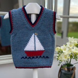 Sailing Boat Tank Top