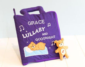 Lullaby and Goodnight Book