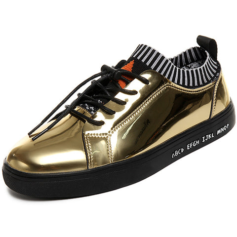 Black Superstar Men Footwear
