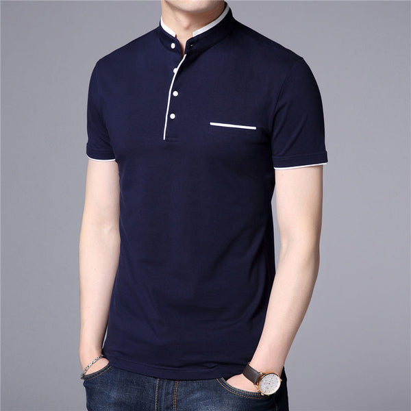 Casual Men Short Sleeve T-Shirts