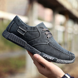 Breathable Casual Men Footwear