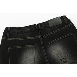 Casual Men Black Jeans