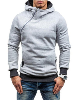 Hoodies Men Cardigan