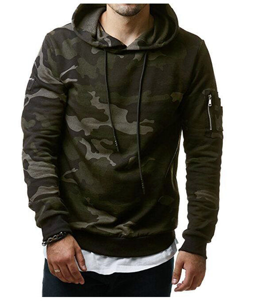 Fashion Men Leisure Hoody