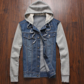 Cowboy Casual Men Jackets