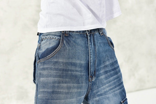 Fashion Men's Baggy Jeans