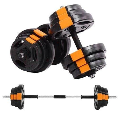 15kg Complete weight set-Fitness And Training