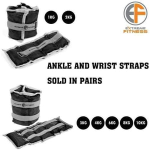 Ankle or wrist weights-Fitness And Training