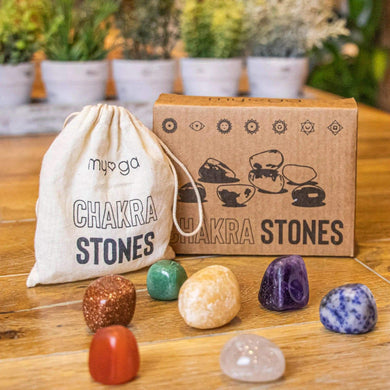 Chakra stones-Fitness And Training
