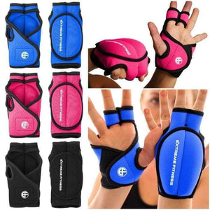 Weighted Exercise Workout Gloves-Fitness And Training