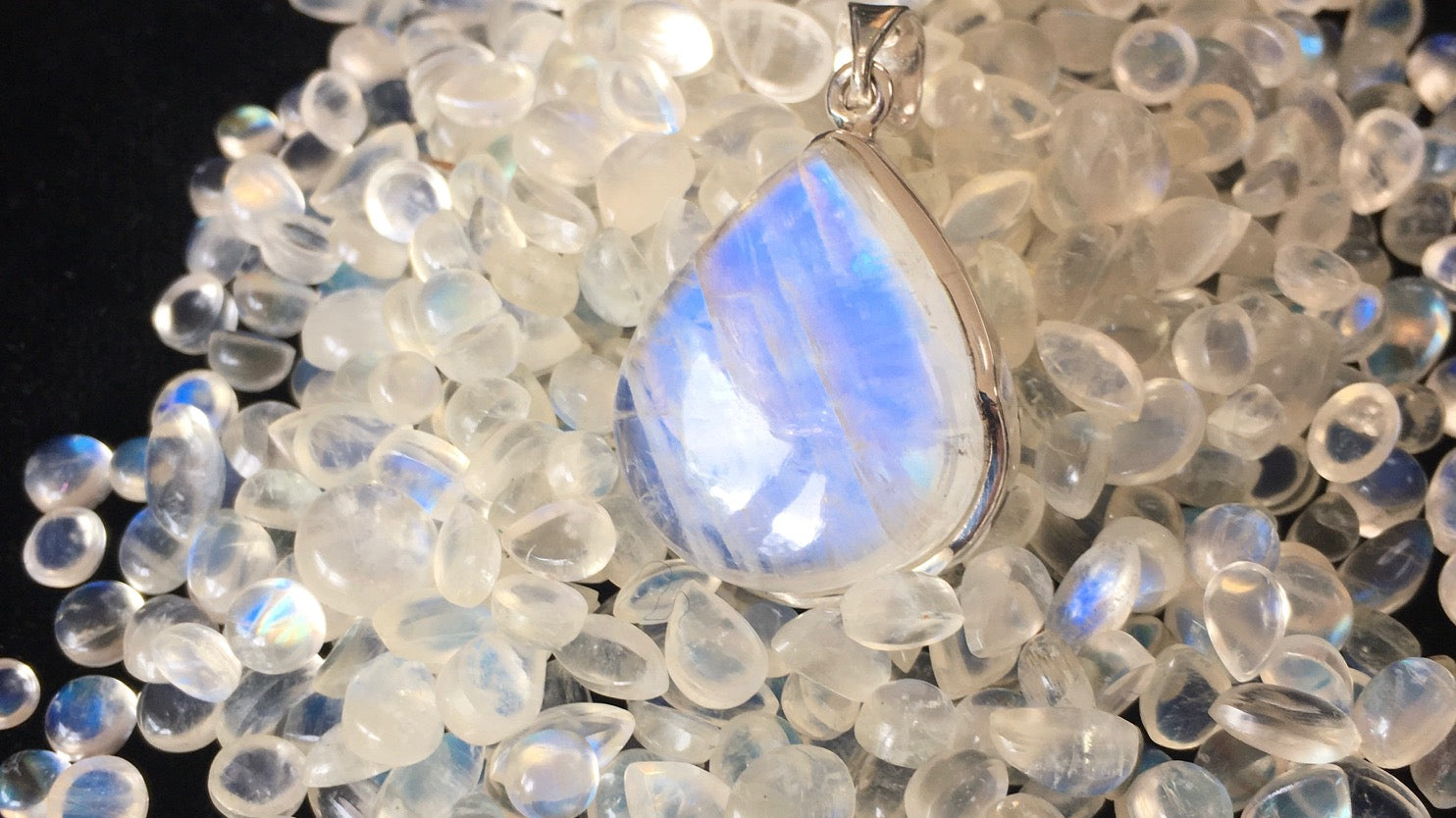 Moonstone - Birthstone for June