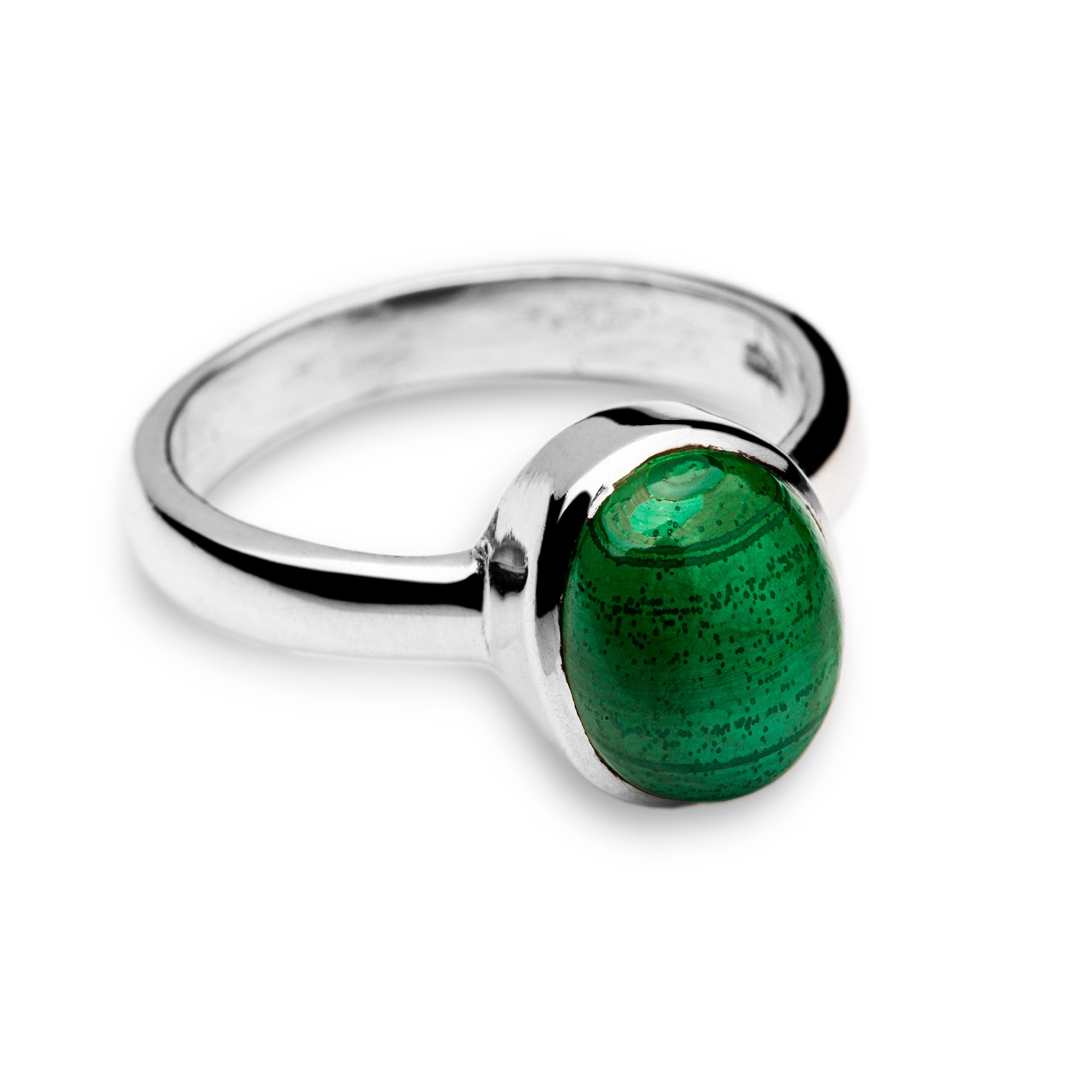 Malachite Ring (small)