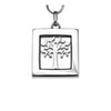 'Ceiba Tree' Square Pendant