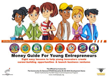 Load image into Gallery viewer, Money Guide for Young Entrepreneurs Activity Workbook
