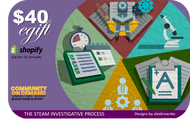 STEAM Careers: The STEAM Investigative Process STEAM Education eGift Card