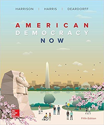 American democracy now 5th edition by brigid harrison isbn 13 978 american democracy now 5th edition by brigid harrison isbn 13 978 1259548789 fandeluxe Image collections