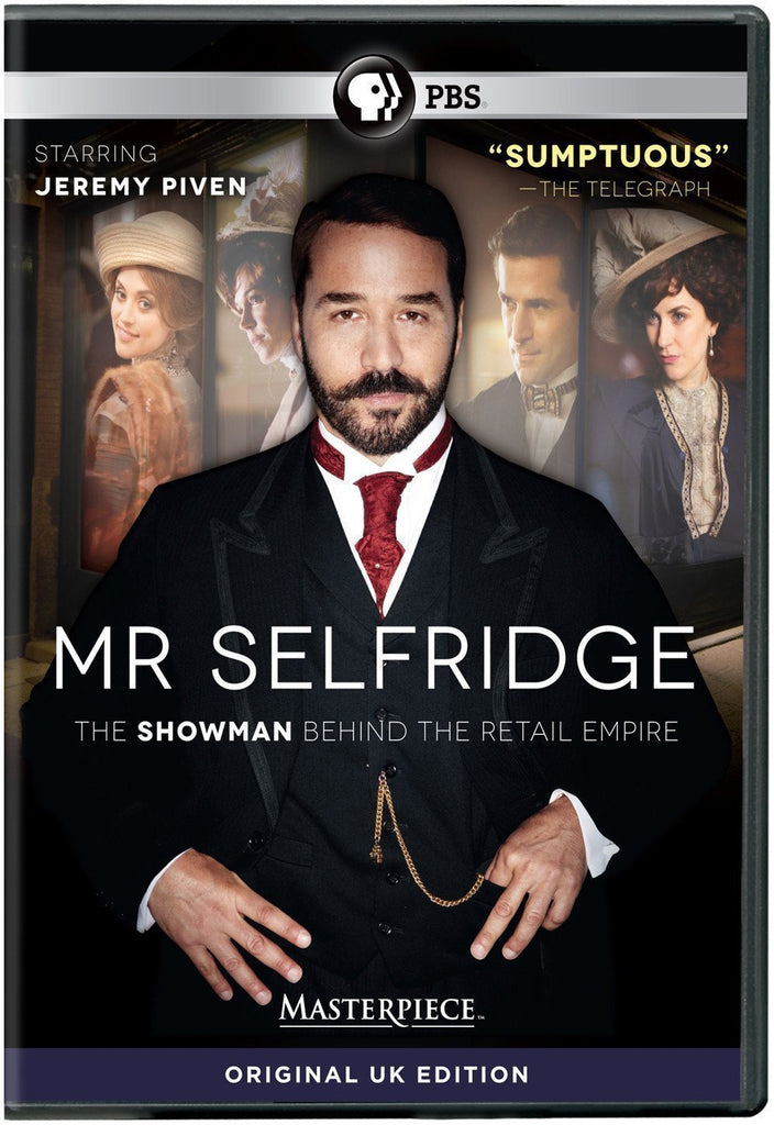 Masterpiece: Mr. Selfridge Season 1 (U.K. Edition)