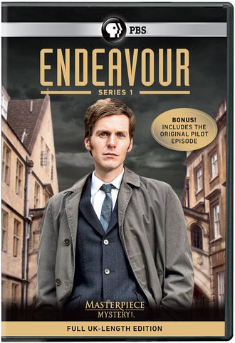 Masterpiece Mystery!: Endeavour: The Pilot & Series One