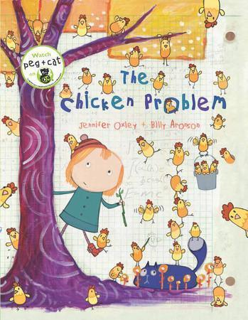 Peg + Cat: The Chicken Problem