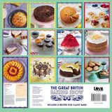 The Great British Baking Show 2019 Wall Calendar