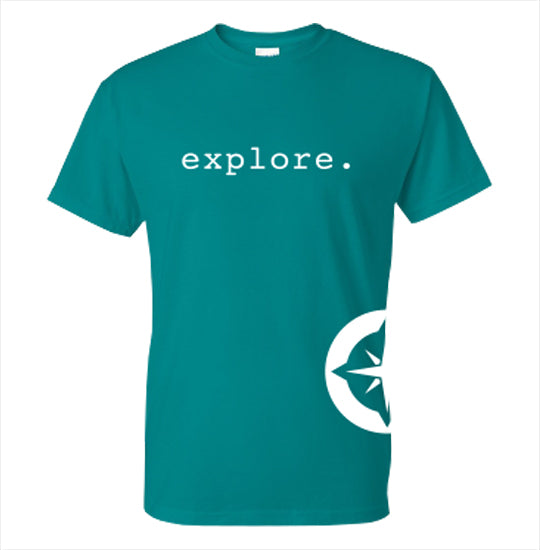 Explore Channel T-Shirt