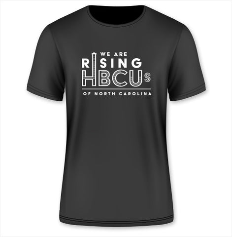We Are Rising HBCU of NC T-Shirt