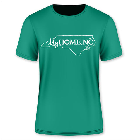 Green My Home North Carolina T-Shirt