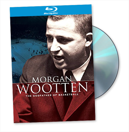 Morgan Wootten: The Godfather of Basketball program Bluray
