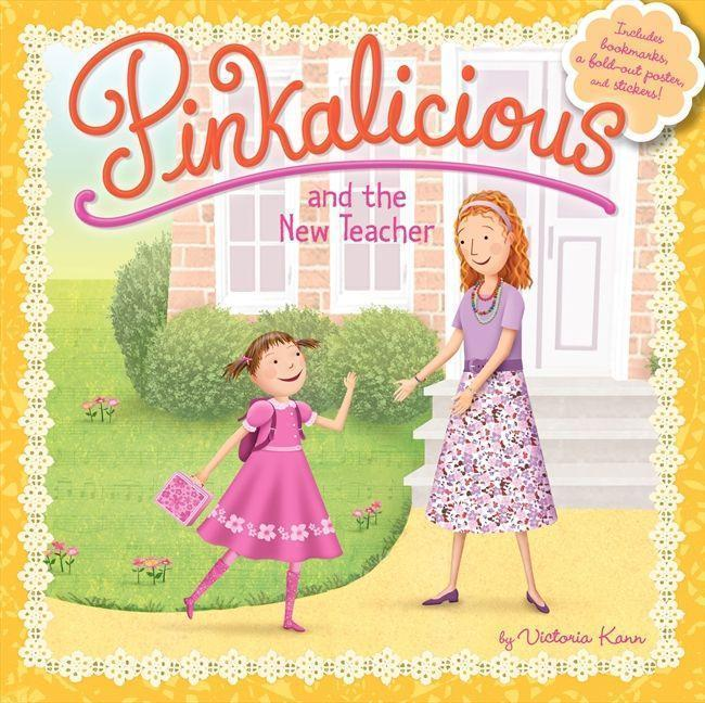 Pinkalicious: Pinkalicious and the New Teacher