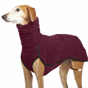 Pull pour chien - Pharaon Polaire - Rouge