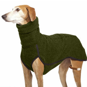 Pull pour chien - Pharaon Polaire - Vert