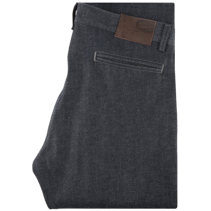 Slim Chino- 10oz Indigo Denim