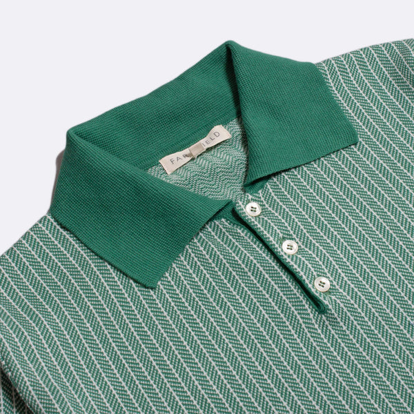 Blakey Polo Bottle Green