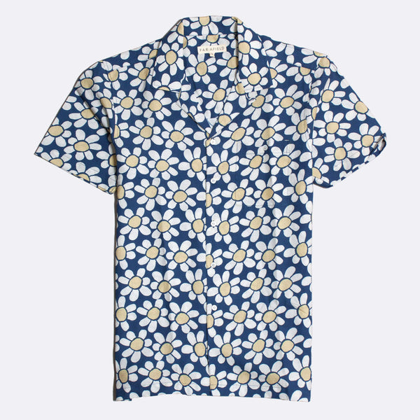 Selleck Shirt Flower Power