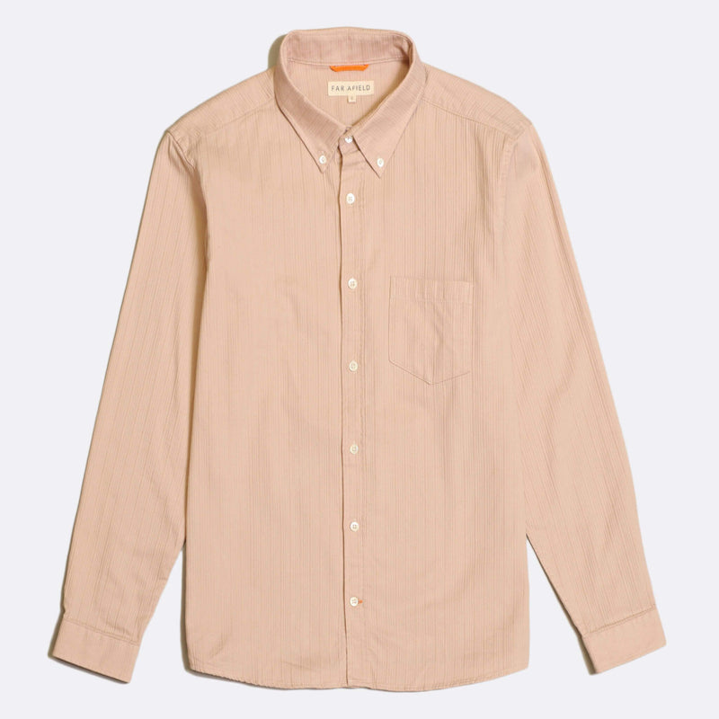 Field L/S Shirt Rose Dust