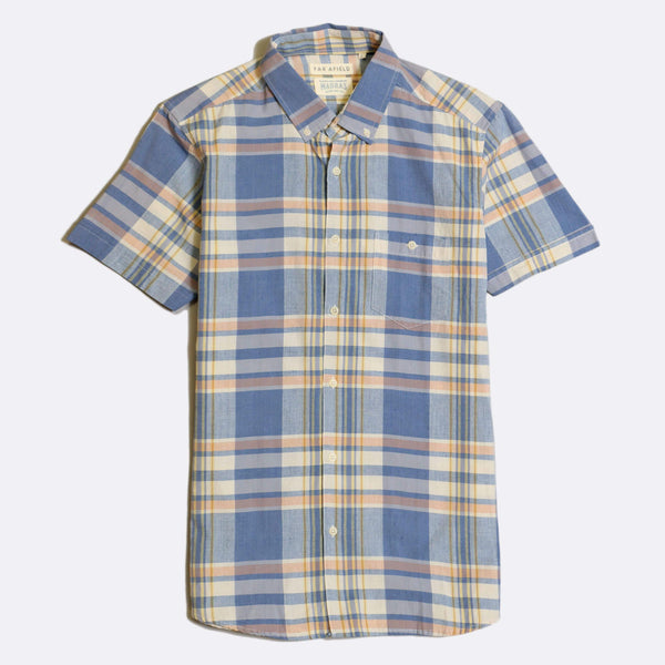 Casual Button Short Sleeve