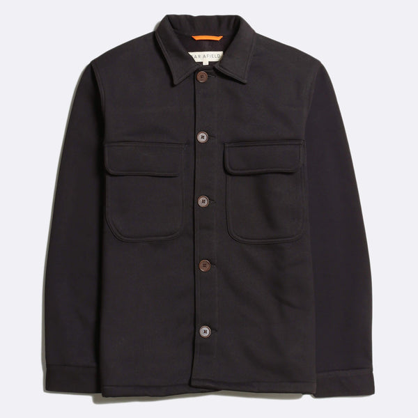 Normsk Jacket in Espresso Grey