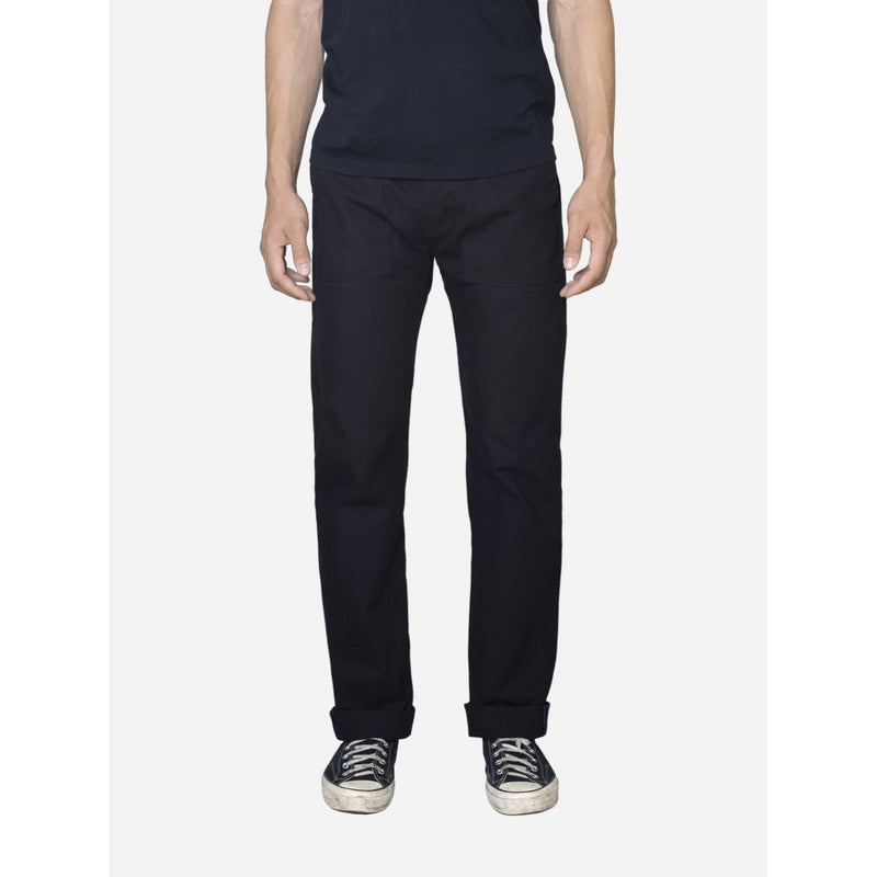 Black Fatigue Pant