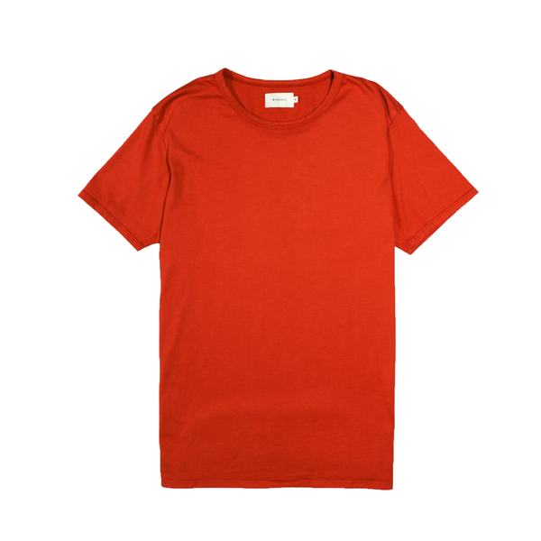 Basic Tee Blood Orange