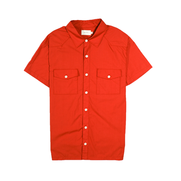 Maricopa Shirt Blood Orange