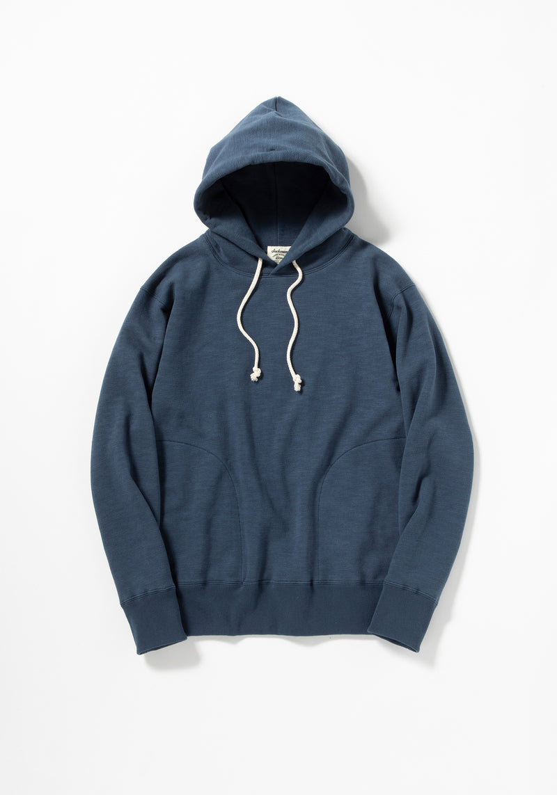 GG Sweat Pullover Parka - Ash Blue