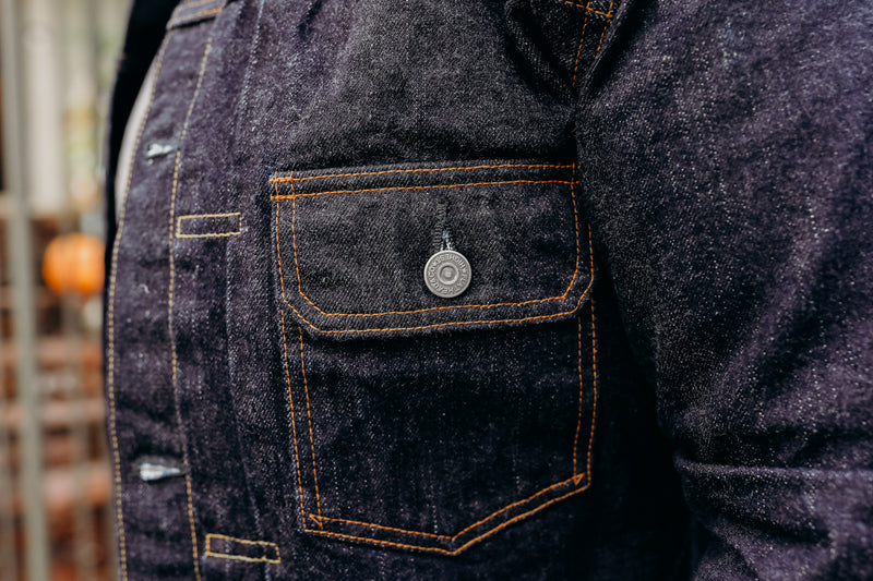FN-OJ-D002 Jacket- Denim 50's