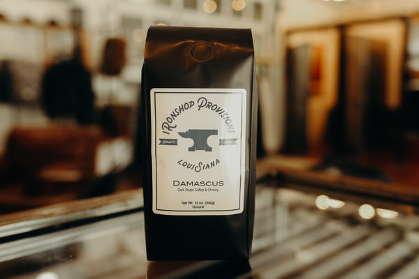 Damascus Dark Roast Coffee & Chicory