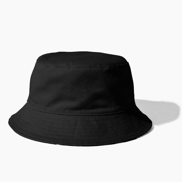 Primary Bucket Hat Dirty Black