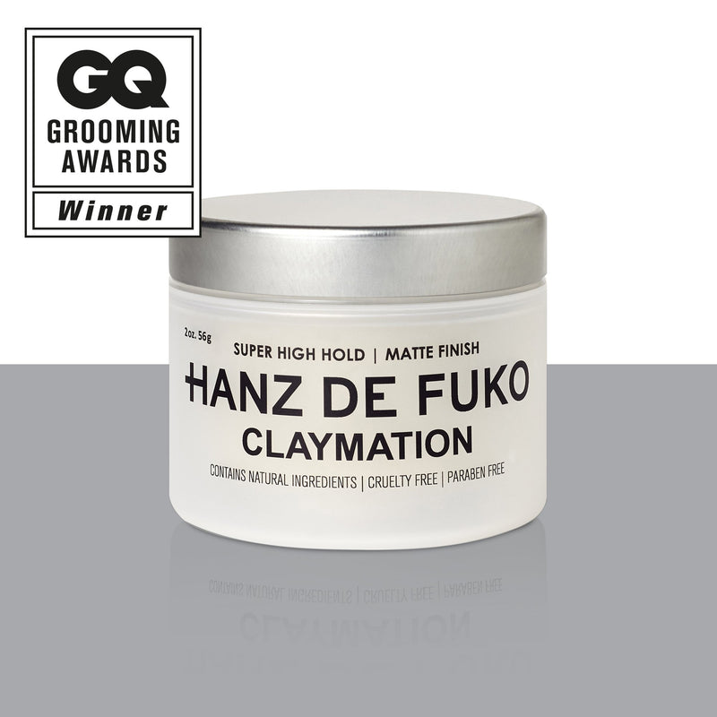 CLAYMATION Super High Hold | Matte Finish 2 oz.