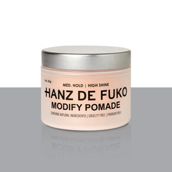 Modify Pomade Contains Certified Organic Extracts Paraben Free 2 oz.