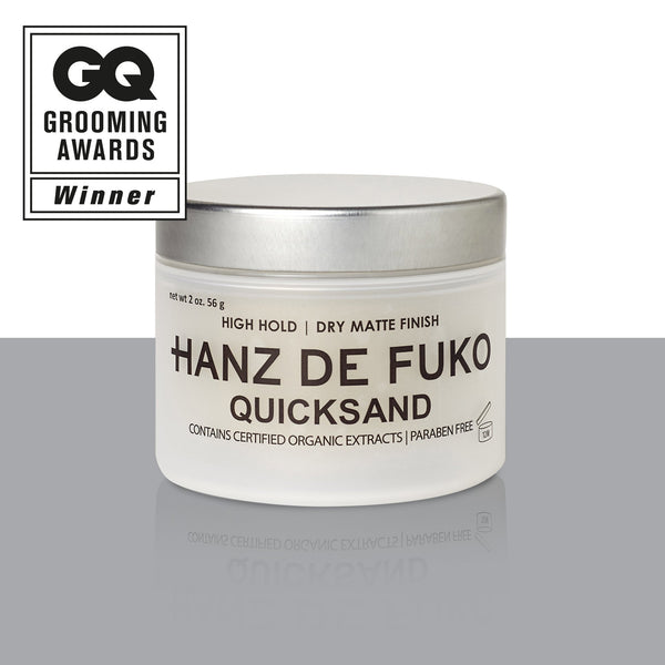 Quicksand High Hold Dry Matte Finish 2 oz.
