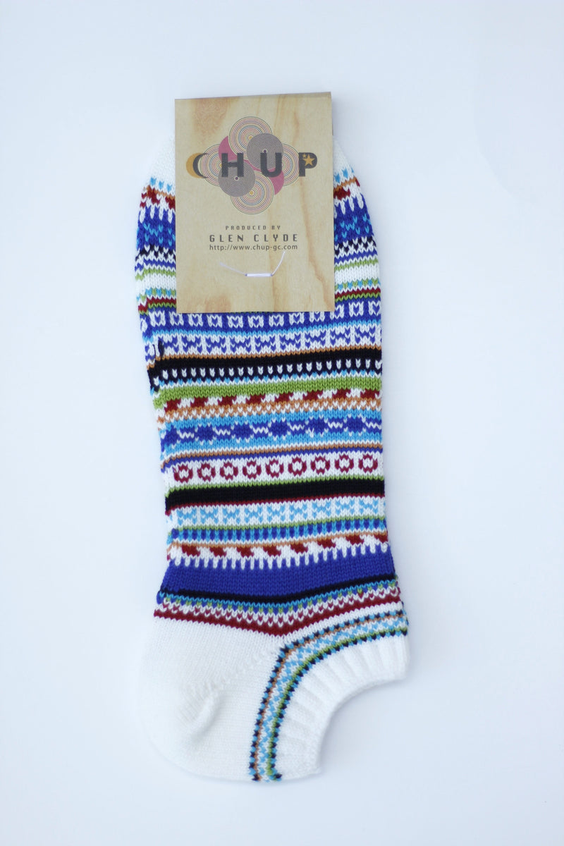 Linda Chup Sock Off White
