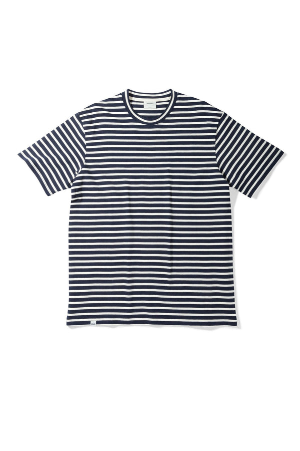 Striped Nautical T-shirt Navy